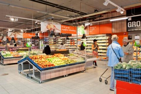 Ron werkhoven bouwkundig ontwerp en adviesbureau for Interieur winkels